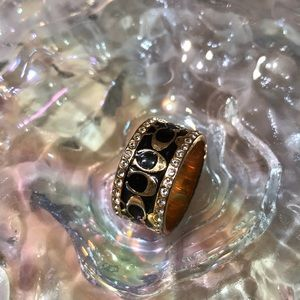 Authentic coach ring size 7